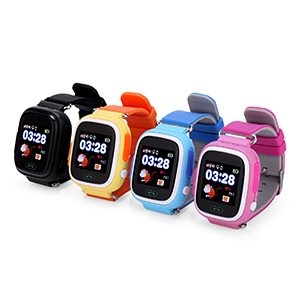 Детские часы Smart Baby Watch Q90 (Q80, GW100)